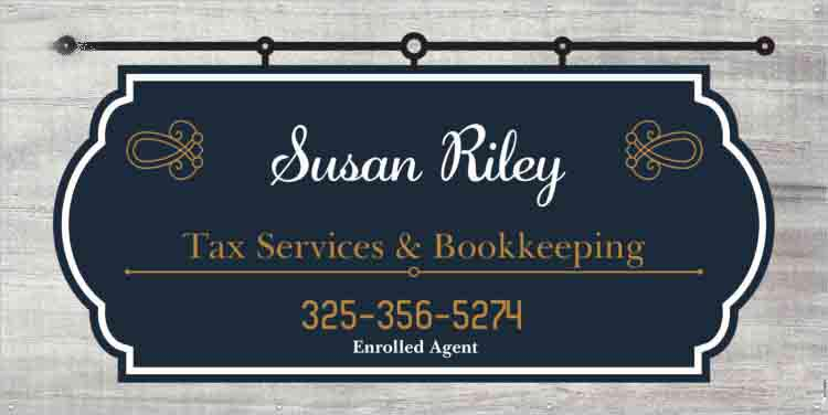 Susan Riley's Tax Services