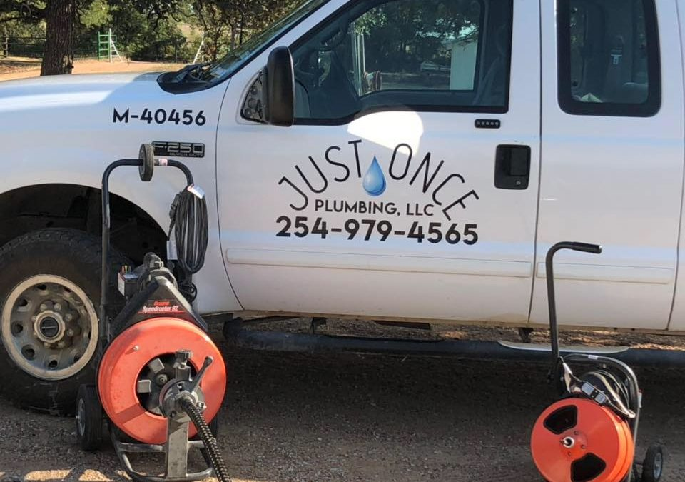 Just Once Plumbing, LLC