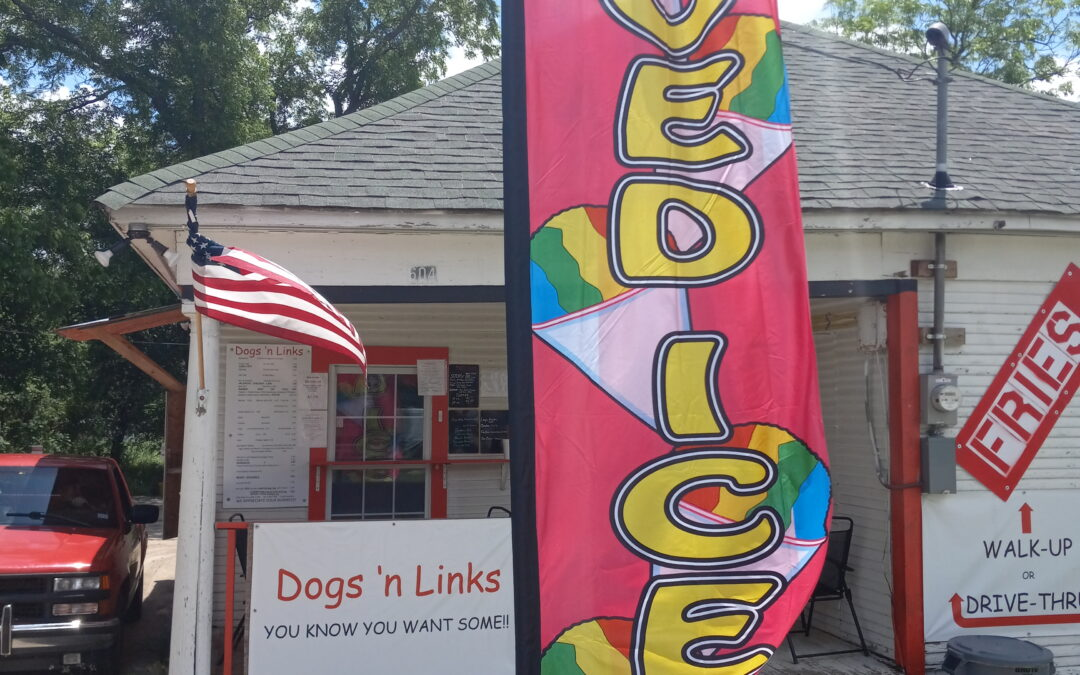Dogs 'N Links