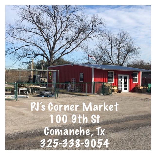 PJ's Corner Market