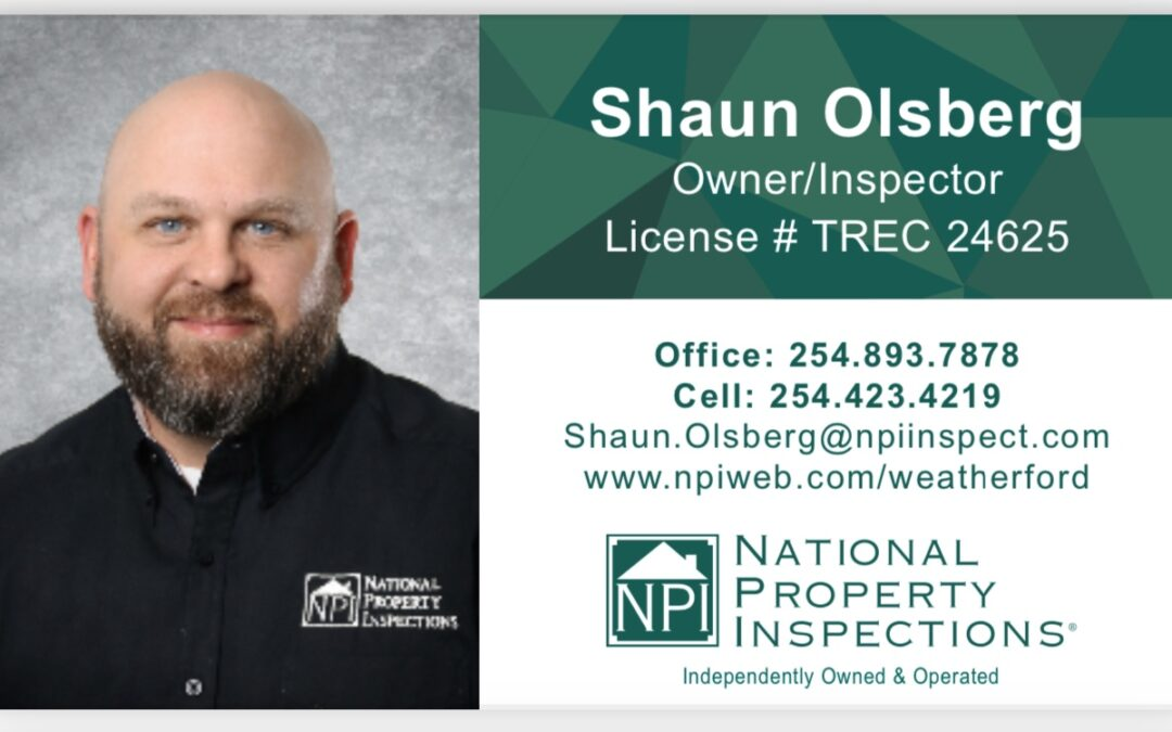 National Property Inspections Abilene- Weatherford